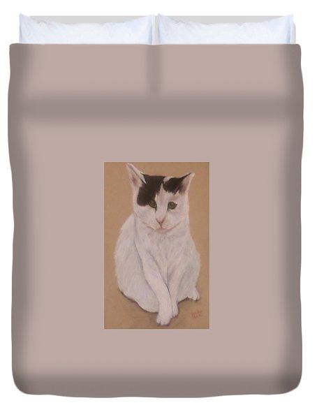 No One Sleeps Until I Do Duvet Cover by Christy Saunders Church