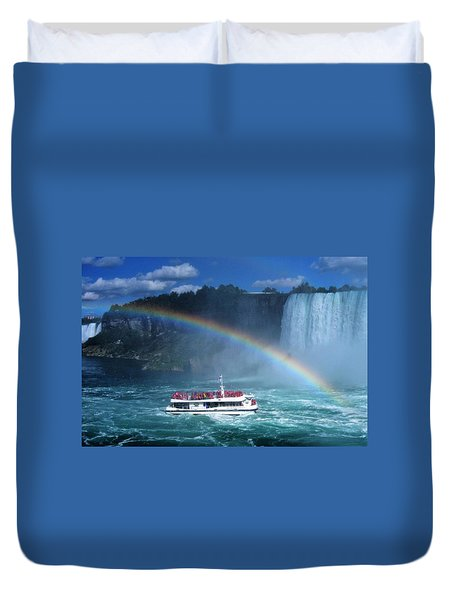No Pot Of Gold Duvet Cover