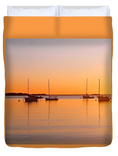 No Sail Duvet Cover
