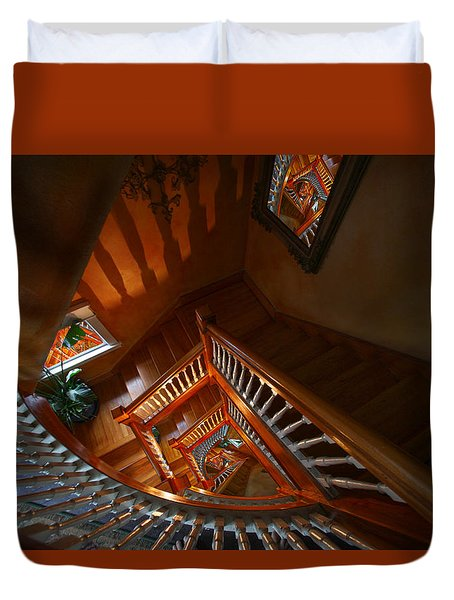 No Way Out Duvet Cover