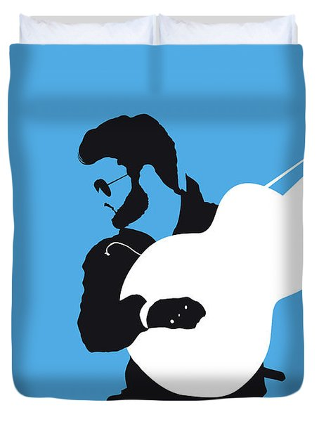 No089 My George Michael Minimal Music Poster Duvet Cover