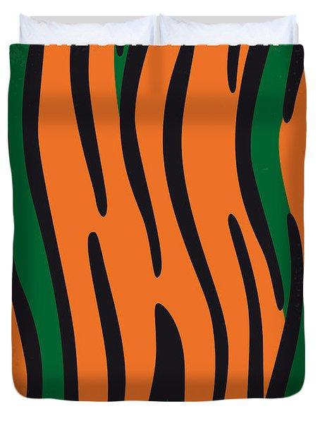 No601 My Jungle Book Minimal Movie Poster Duvet Cover