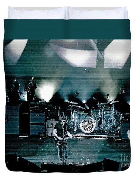 Noel Gallagher And High Flying Birds Duvet Cover