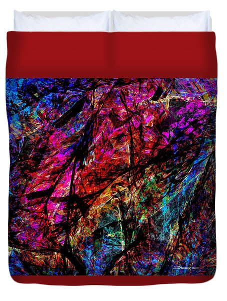Noise  Duvet Cover