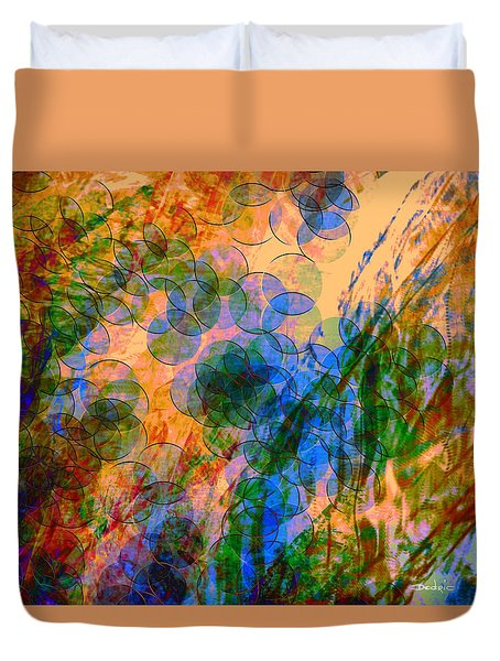 Noise No.2 Duvet Cover