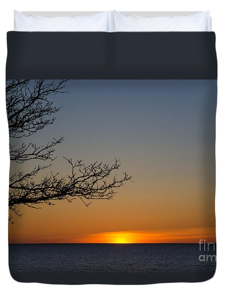 Nordic Sunset Duvet Cover