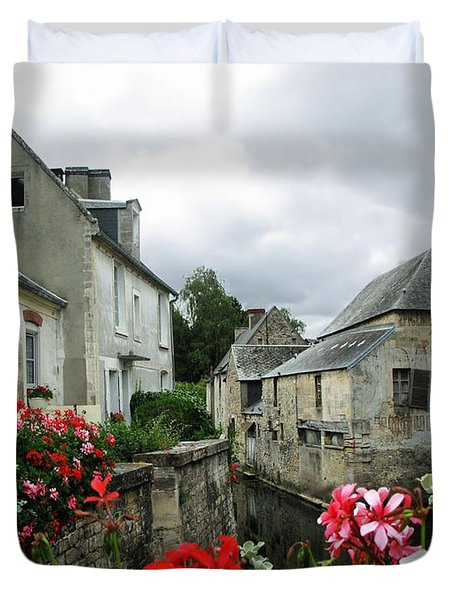 Normandy Arrival Duvet Cover