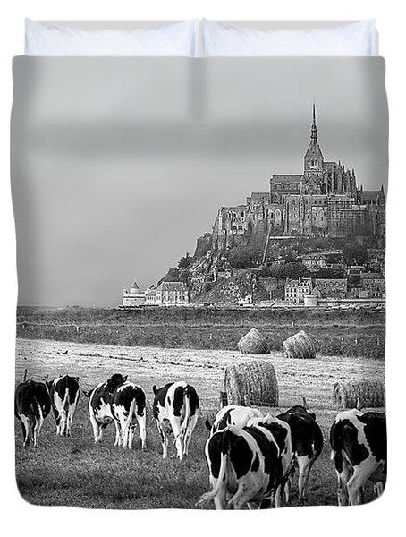 Normandy Duvet Cover