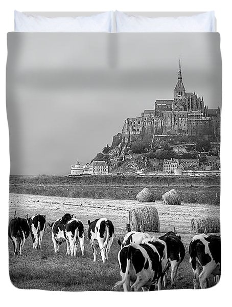 Normandy Duvet Cover