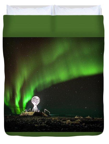 Norrsken Duvet Cover
