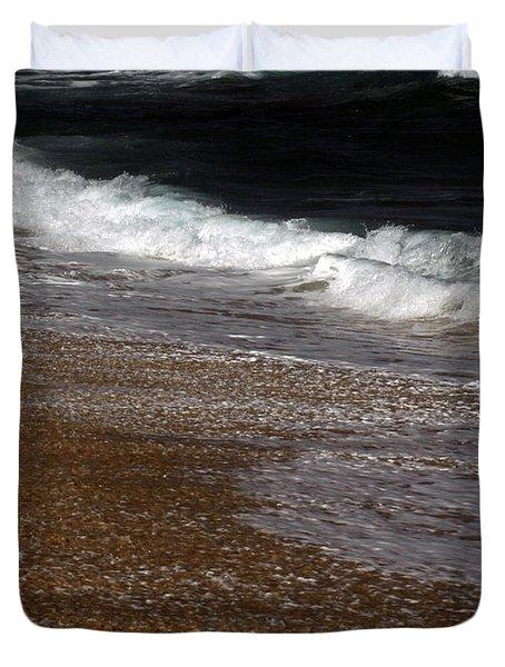 North Beach, Oahu IIi Duvet Cover