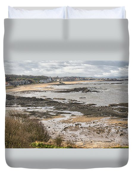 North Berwick, East Lothian Duvet Cover