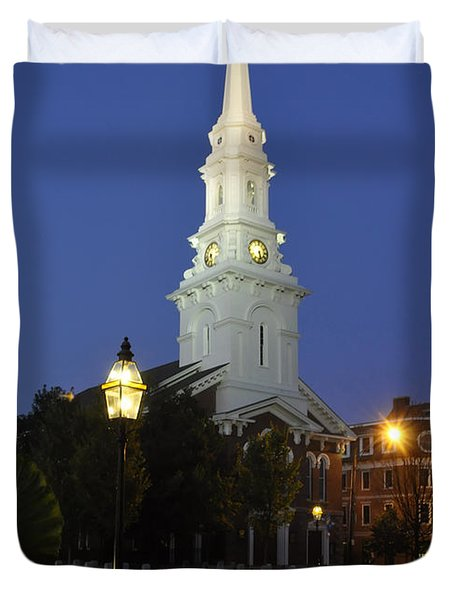 North Church Ncp Duvet Cover