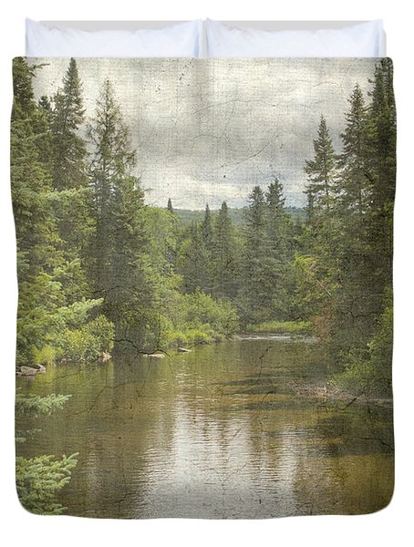 North Country  Duvet Cover