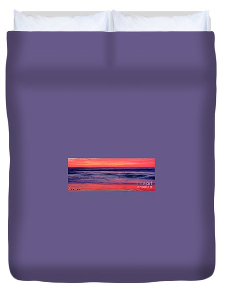 North County Colors Duvet Cover