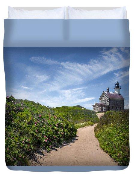 North Light Duvet Cover