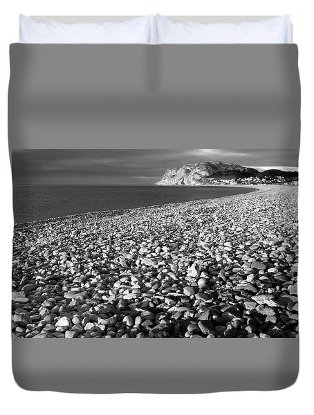 North Shore And Little Orme, Llandudno Duvet Cover