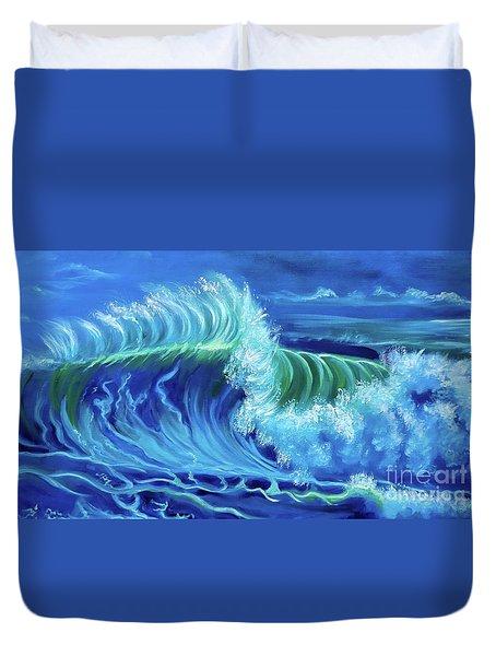 North Shore Wave Hawaii Jenny Lee Discount Duvet Cover