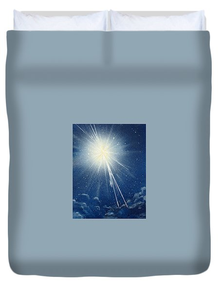 North Star Duvet Cover