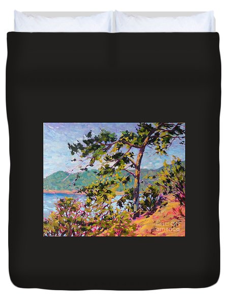 North View Duvet Cover