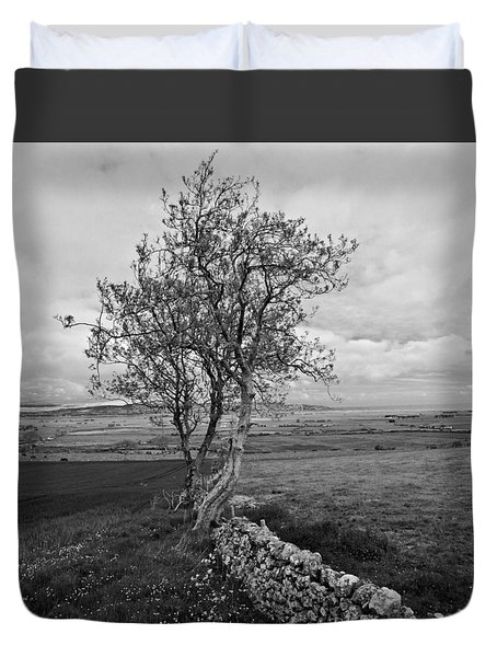 Northern Ireland 19 Duvet Cover