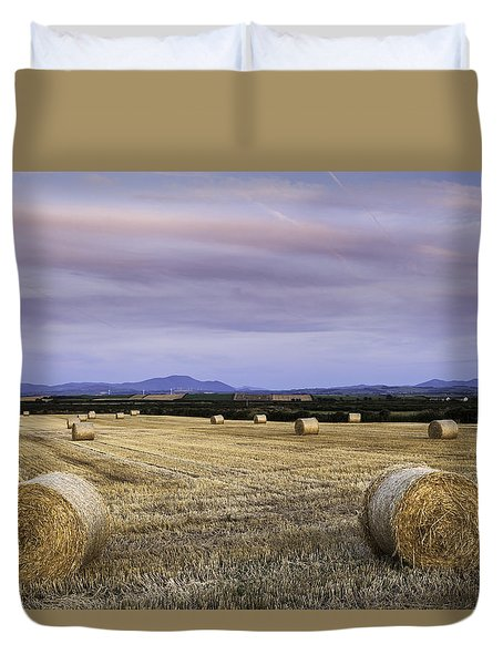 Northern Lakeland View Duvet Cover