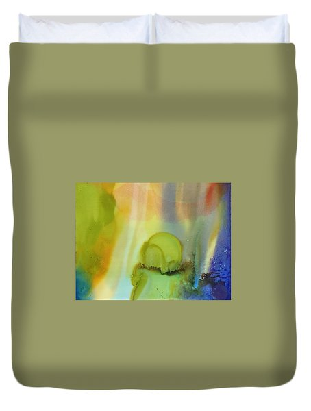 Northern Light # 2 Duvet Cover