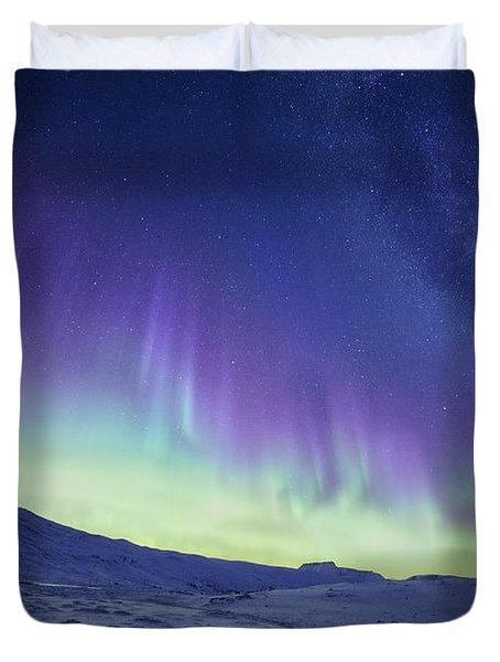 Northern Light Duvet Cover