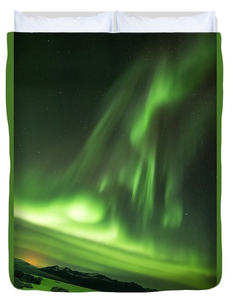Northern Lights 5 Duvet Cover
