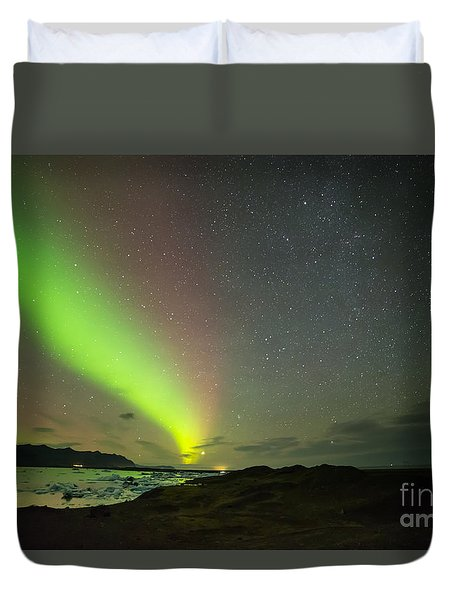 Northern Lights 7 Duvet Cover
