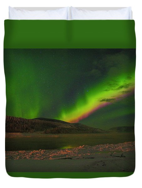 Northern Northern Lights 3 Duvet Cover