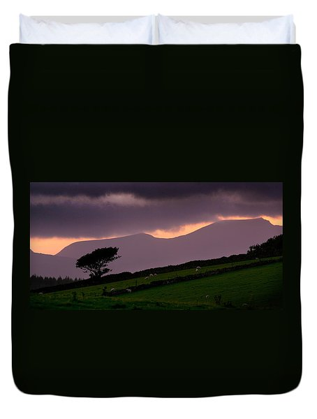 Northern Rhinogs Duvet Cover