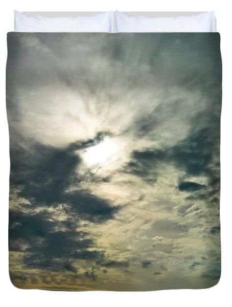 Northern Sky Duvet Cover