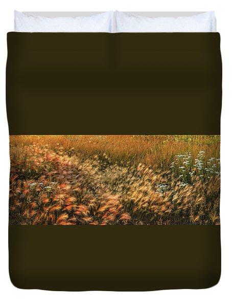 Northern Summer Duvet Cover