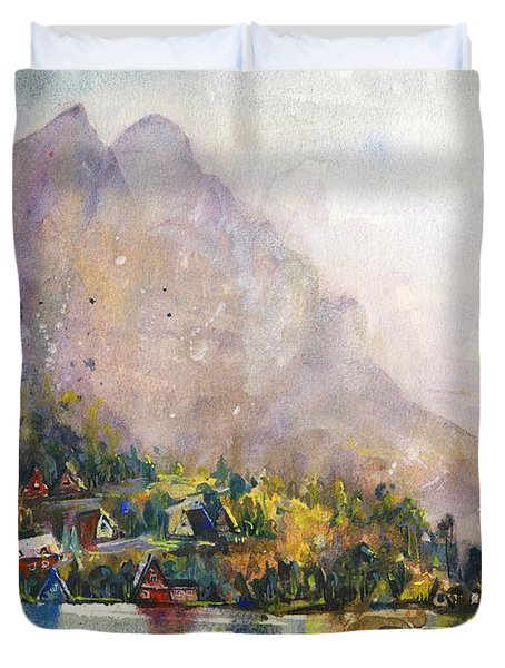 Norway Duvet Cover