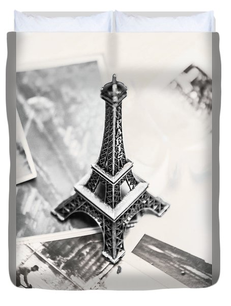 Nostalgia In France Duvet Cover by Jorgo Photography - Wall Art Gallery