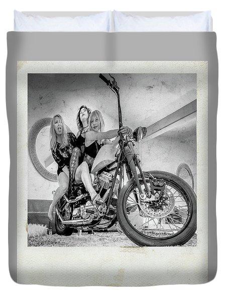 Nostalgia- Duvet Cover