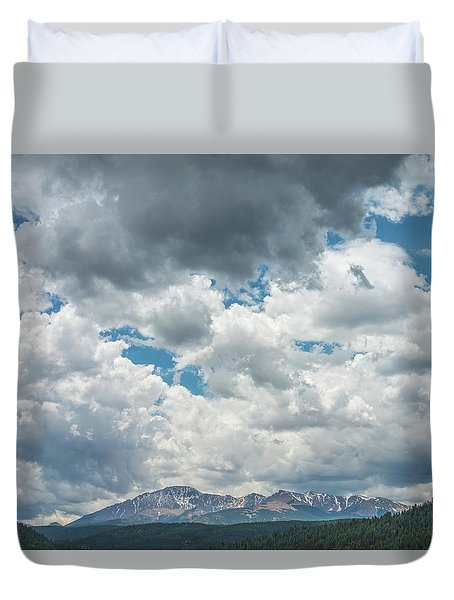 Not Until We Are Lost Do We Begin To Understand Ourselves.  Duvet Cover