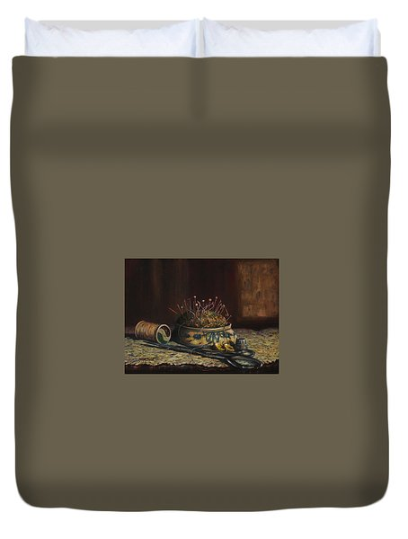 Notions Duvet Cover