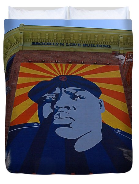 Notorious B.i.g. I I Duvet Cover