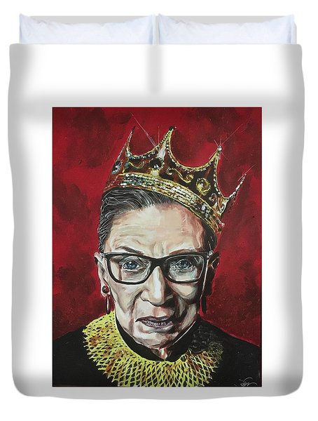 Notorious Rbg Duvet Cover