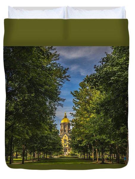 Notre Dame University 2 Duvet Cover