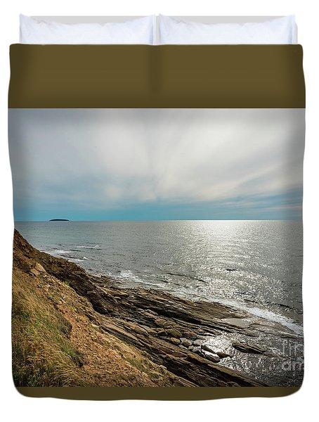 Nova Scotia Duvet Cover