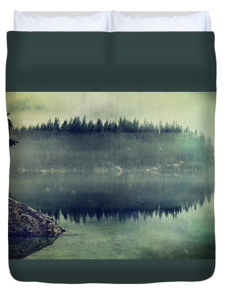 November Afternoon Duvet Cover by AugenWerk Susann Serfezi