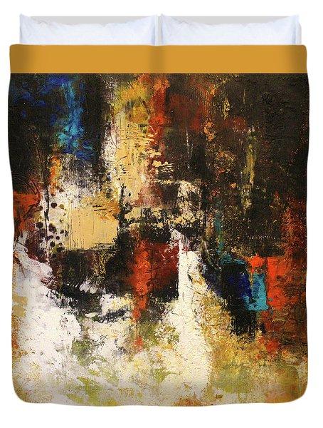 November Evening 1 Duvet Cover