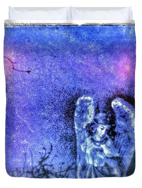 November Sky Duvet Cover