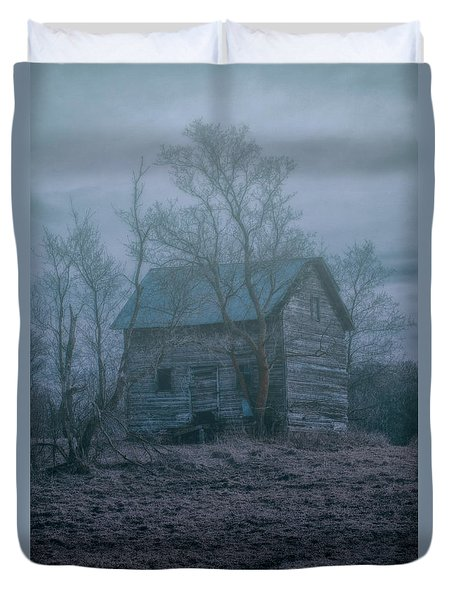 Nowhere Duvet Cover