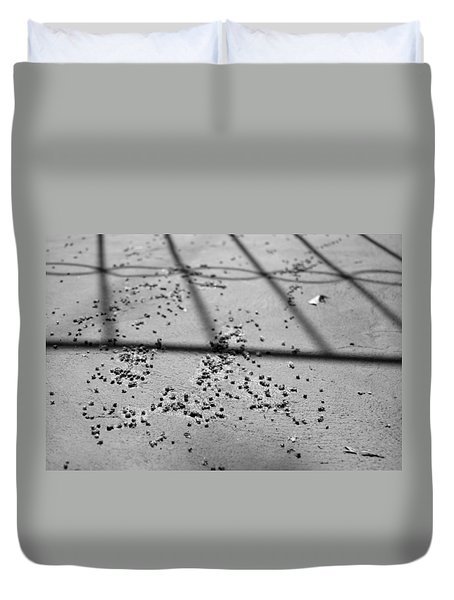 Nuances Of Nature - Dna 2009 Limited Edition 1 Of 1 Duvet Cover