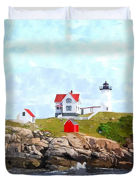Nubble Light Nlwc Duvet Cover