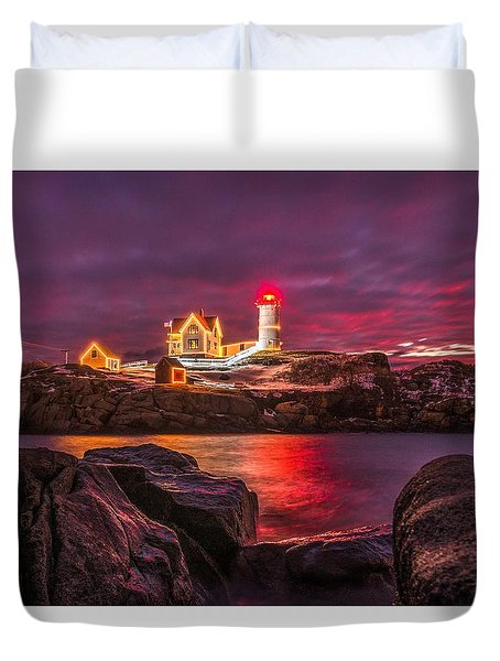 Nubble-rific Duvet Cover